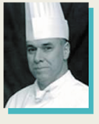Chef James McCallister, CEC, AAC